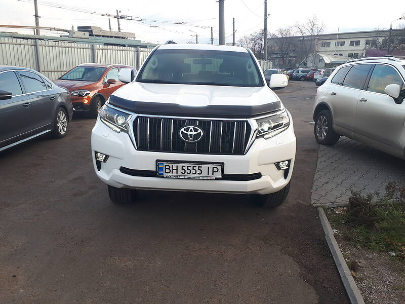 Toyota Land Cruiser Prado 2019 в Одесі