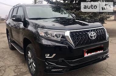 Toyota Land Cruiser Prado 2019 в Мариуполе