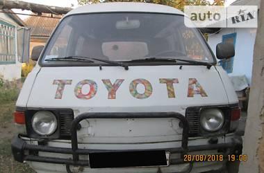 Toyota Lite Ace 1981 в Высокополье