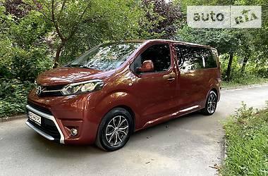 Мінівен Toyota Proace 2018 в Дніпрі