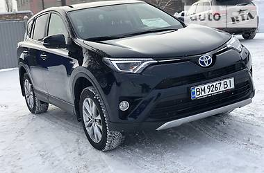 Toyota Rav 4 EV 2018 в Сумах