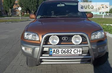 Toyota Rav 4 1999 в Виннице