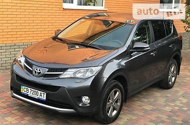Toyota Rav 4 2015 в Прилуках