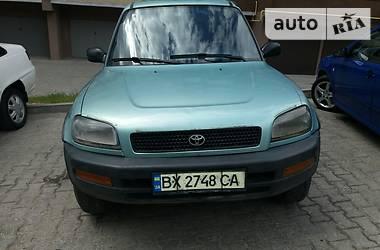 Toyota Rav 4 1996 в Хмельницком