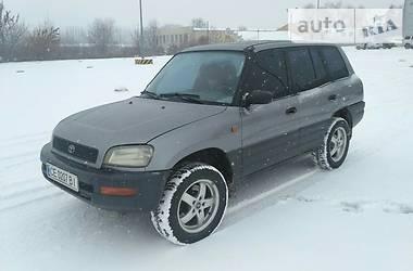 Toyota Rav 4 1995 в Черновцах