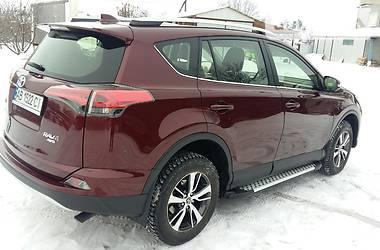 Toyota Rav 4 2016 в Крыжополе