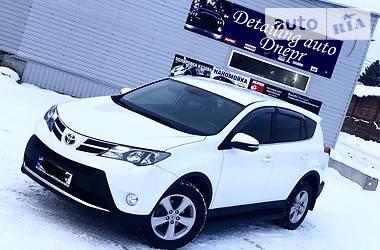 Toyota Rav 4 Lounge