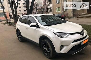 Toyota RAV4 2016 в Ивано-Франковске