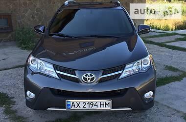 Toyota RAV4 2015 в Харькове