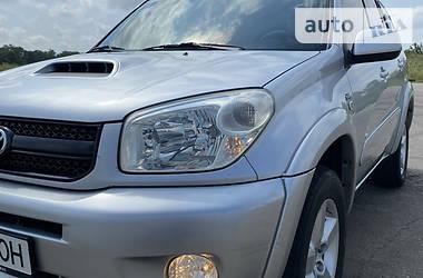 Позашляховик / Кросовер Toyota RAV4 2005 в Одесі