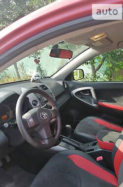 Внедорожник / Кроссовер Toyota RAV4 2008 в Днепре
