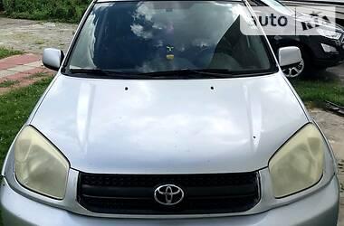 Внедорожник / Кроссовер Toyota RAV4 2003 в Брусилове