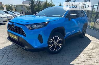 Унiверсал Toyota RAV4 2020 в Івано-Франківську
