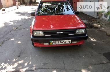 Toyota Starlet 1988 в Кривом Роге