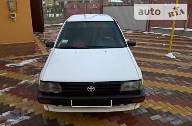 Toyota Starlet 1988 в Черновцах