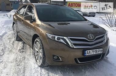 Toyota Venza 2.7 VVT-i 2013