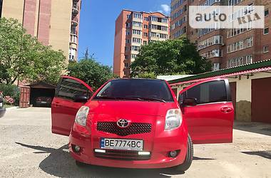 Toyota Yaris 2005 в Николаеве