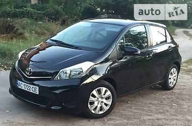 Toyota Yaris 2013 в Житомире