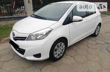 Toyota Yaris 2012 в Тернополе