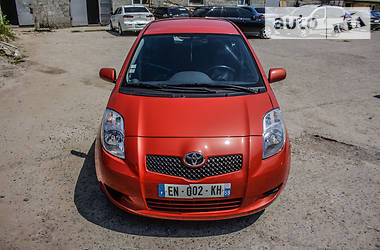 Toyota Yaris 2006 в Львове