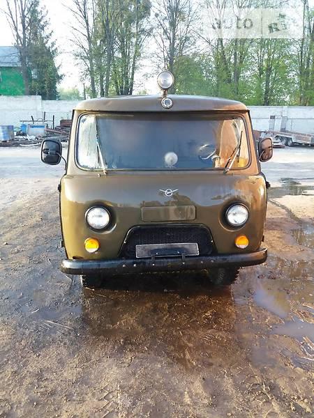 УАЗ 2206 пасс. 1989 року