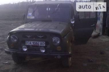 УАЗ 3151201 1986 в Монастырище