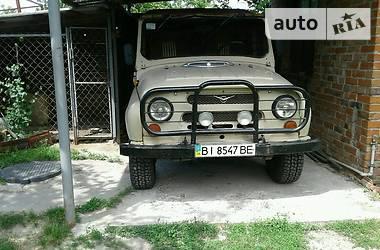 УАЗ 31512 1993 в Полтаве