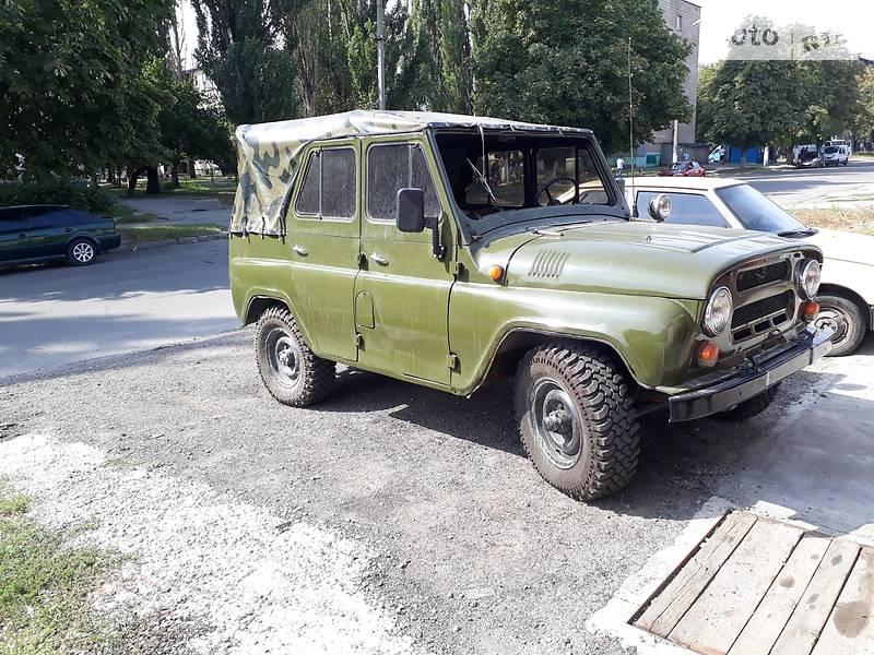 UAZ (УАЗ) 31512 1989 года в Киеве