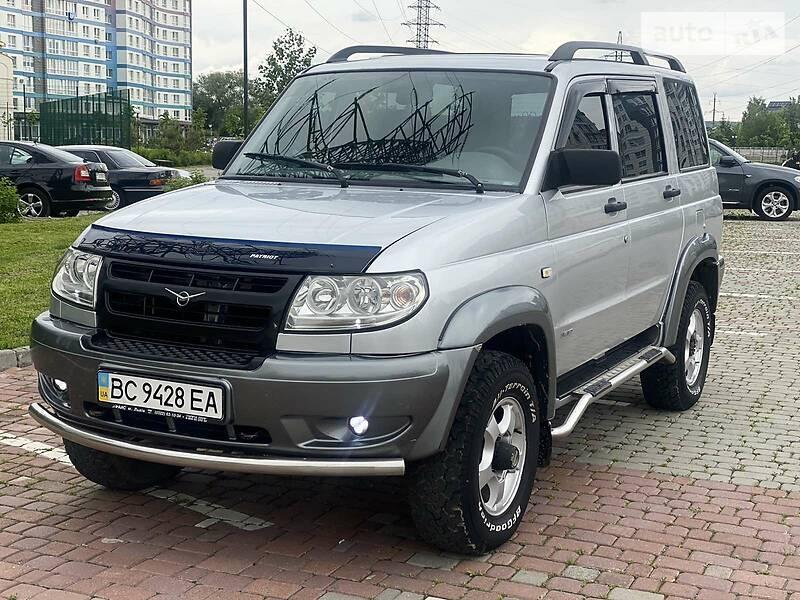 Внедорожник / Кроссовер УАЗ 3163 2007 в Ивано-Франковске