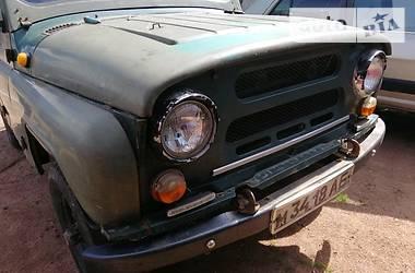 УАЗ 39094 1978 в Попільні