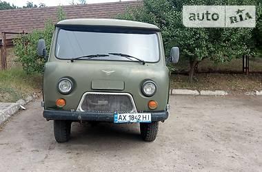 УАЗ 39095 2011 в Краснограде