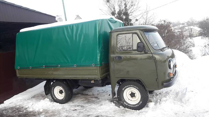UAZ (УАЗ) 452 Д 1982 года в Днепре (Днепропетровске)