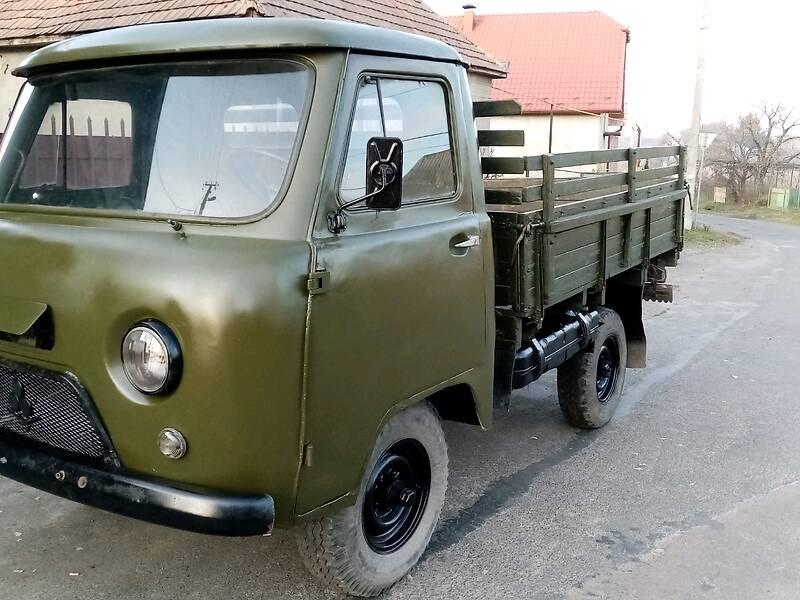 УАЗ 452 Д 1989 в Мукачево