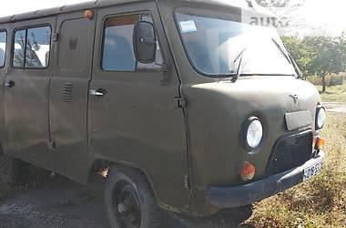 УАЗ 452 пасс. 1958 в Конотопе