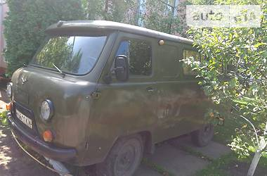 УАЗ 452 пасс. 1982 в Киеве