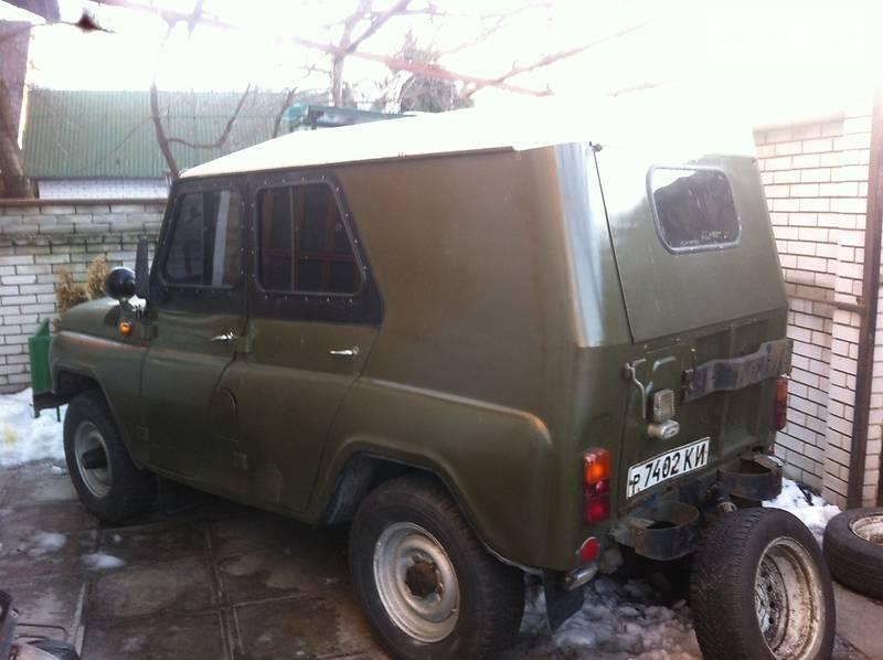 УАЗ 469 1979 року