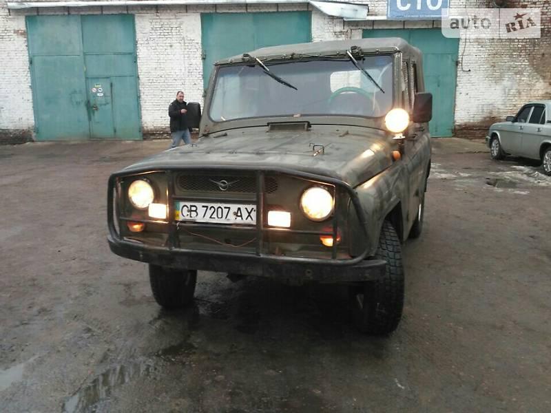 УАЗ 469 1996 в Чернигове