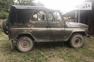 УАЗ 469 1982 в