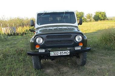 УАЗ 469 1981 в Новоселице