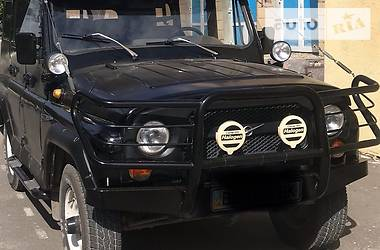 УАЗ Hunter 1993 в Куп'янську