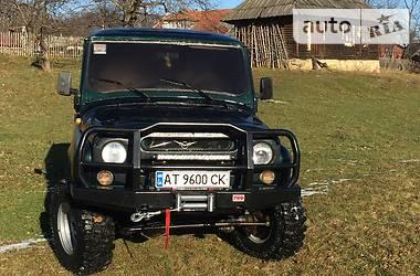 УАЗ Hunter 2008 в Косове
