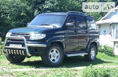 УАЗ Патриот 2006 в Косове