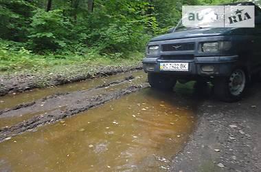 УАЗ Патриот 2004