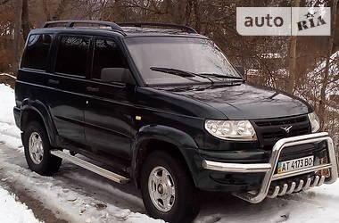 УАЗ Патриот 2005 в Косове