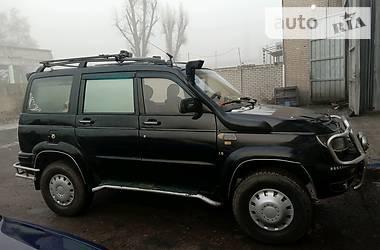 Внедорожник / Кроссовер УАЗ Патриот 2006 в Днепре