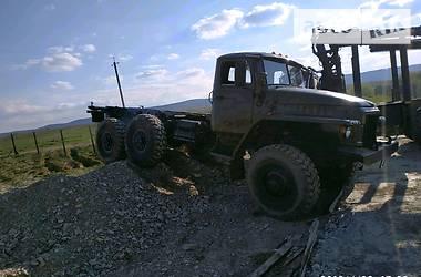 Урал 375 1983 в Дрогобичі