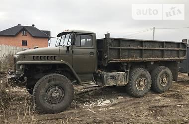 Урал 375 1986 в Камне-Каширском