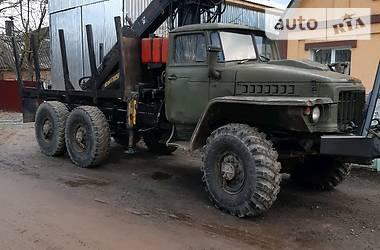 Урал 375 1989 в Бердичеве