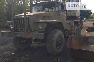 Урал 375 1992 в Львове
