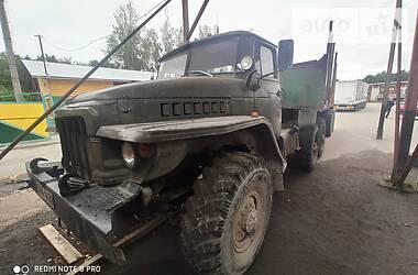 Урал 375 1976 в Надворной